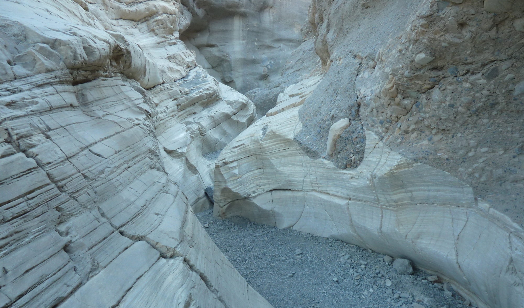 Mosaic Canyon, Death Valley [Photo Scott Wall]